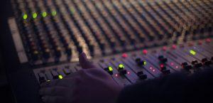 audio, technology, mixer